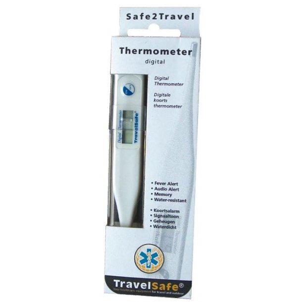 TravelSafe - Rejsetermometer