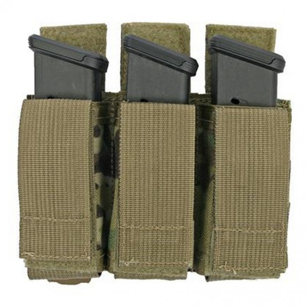 Tactical Tailor - Fight Light Magna Mag Triple Pistol Mag Pouch