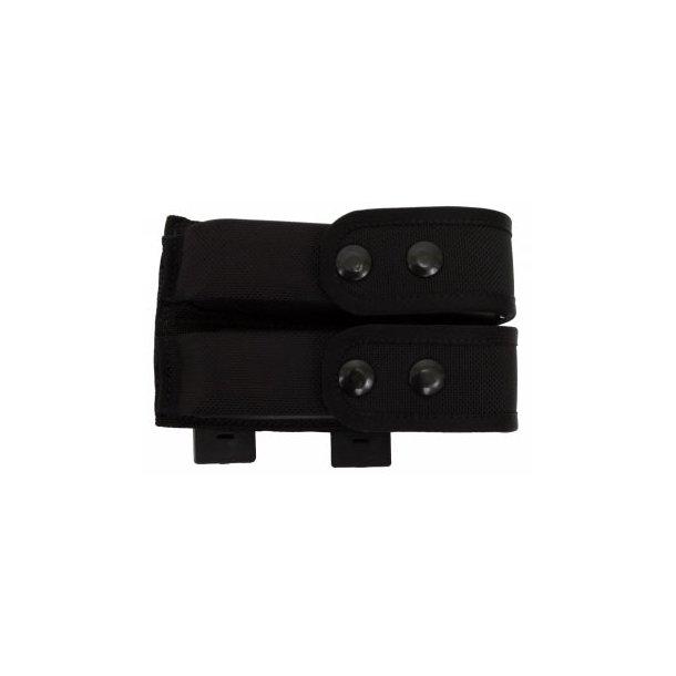 Tactical Tailor - Law Enforcement Double Pistol Mag Pouch Horizontal