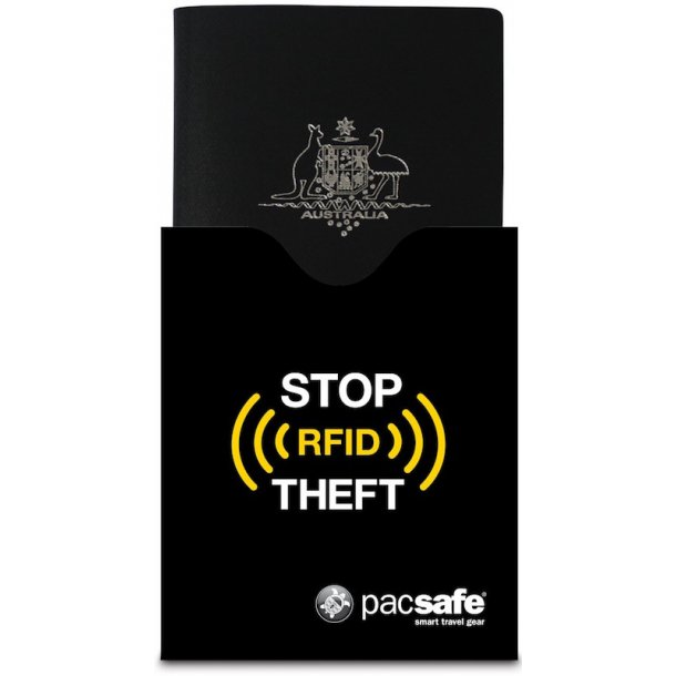 Pacsafe - RFID Sleeve 50 til pas