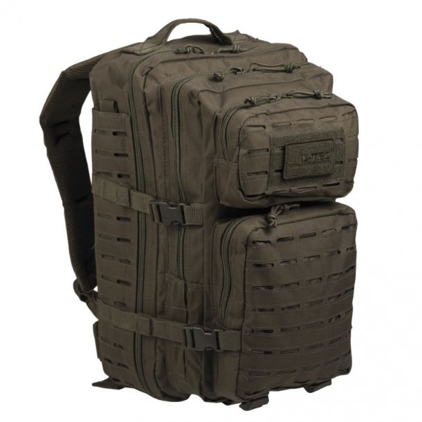 Mil-Tec - Laser Cut Assault Large Rygsæk (36L)