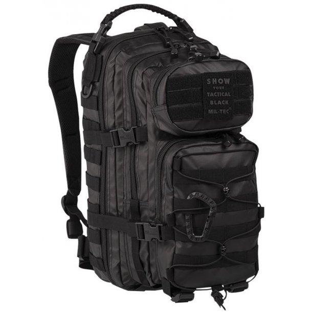 Mil-Tec - US Assault Pack Small Tactical Black