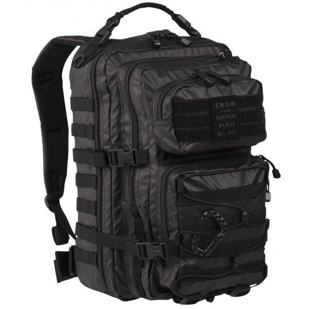 Mil-Tec - US Assault Pack Large Tactical Black