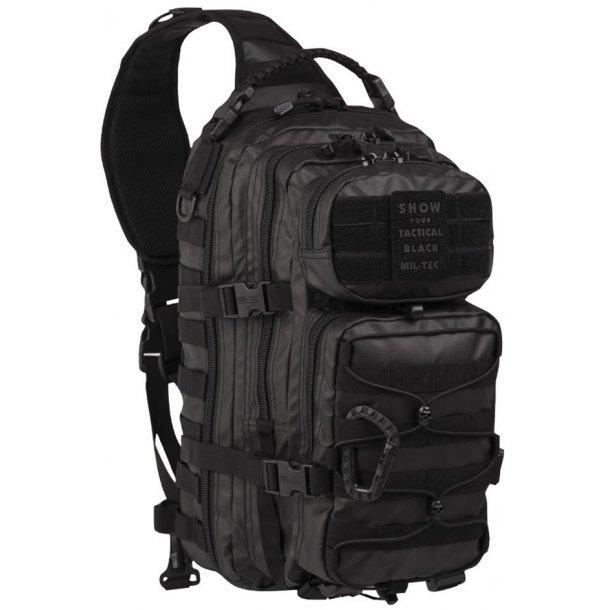 Mil-Tec - One Strap Assault Pack Large Tactical Black