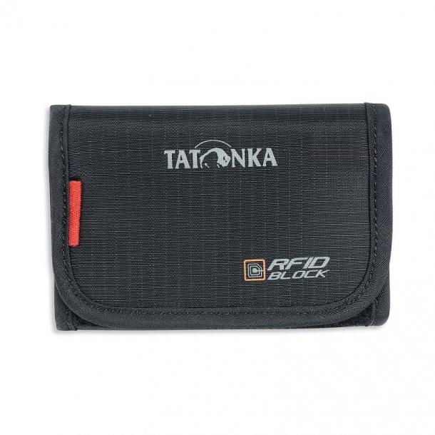 Tatonka - Foldbar RFID Pung Med Velcro