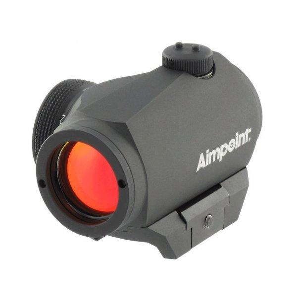 Aimpoint - Micro H-1 Rødpunktsigte