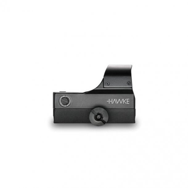 Hawke - Reflex Red Dot Sight (Bredt Sigte)