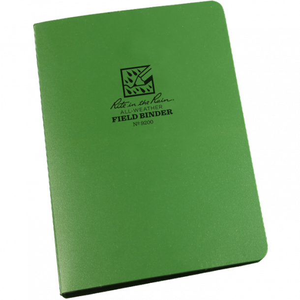 Rite In The Rain - All-Weather Tactical Field Ring Binder