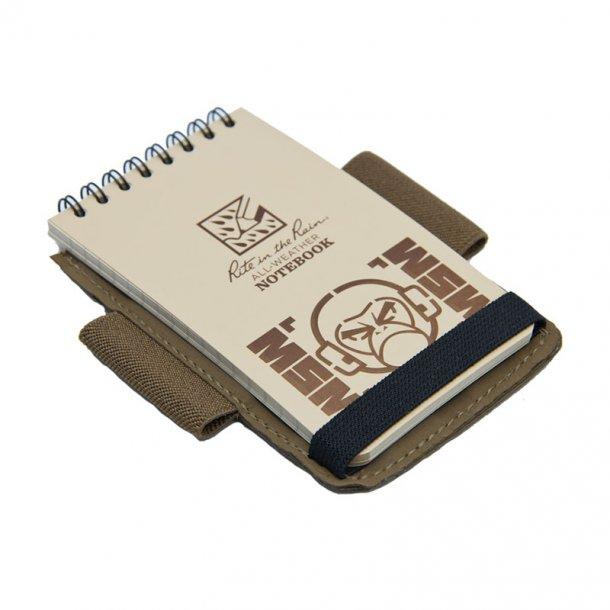 Mil-Spec Monkey - Notebook Cover Plus
