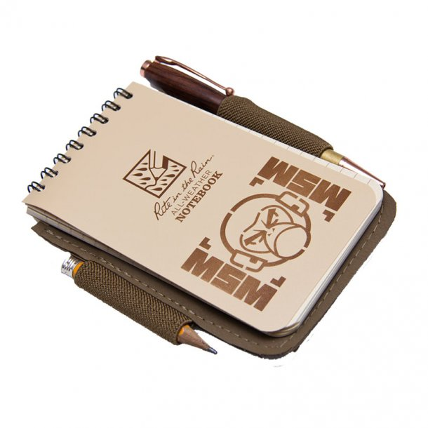 Mil-Spec Monkey - Notebook Cover