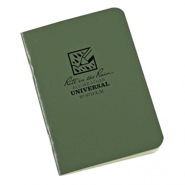 Rite In The Rain - Mini Stapled Notebook