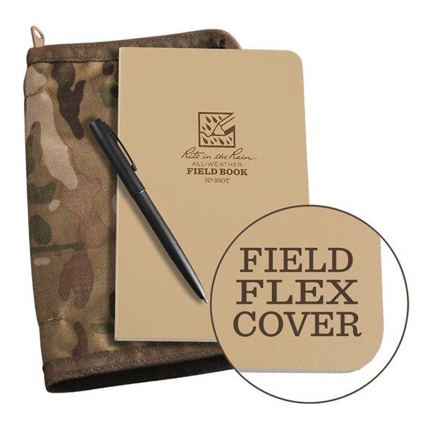 Rite In The Rain - Field-Flex Notesbog Kit i MultiCam