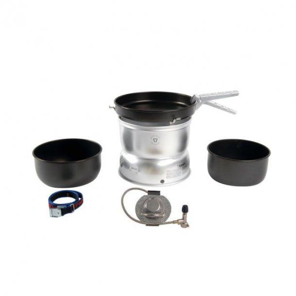 Trangia - Stormkøkken 25-5 Ultra Light m. gasbrænder
