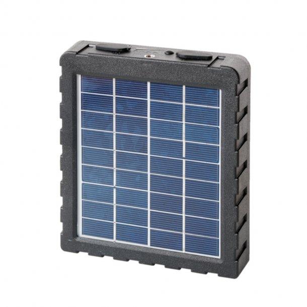 HUNTER - Solcellepanel til Vildtkamera
