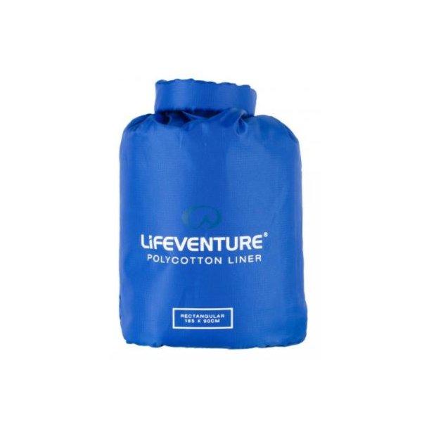 Lifeventure - Polyester/Bomuld Lagenpose