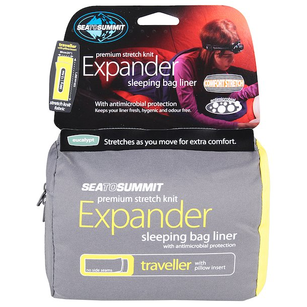 Sea to Summit - Expander Traveller Lagenpose