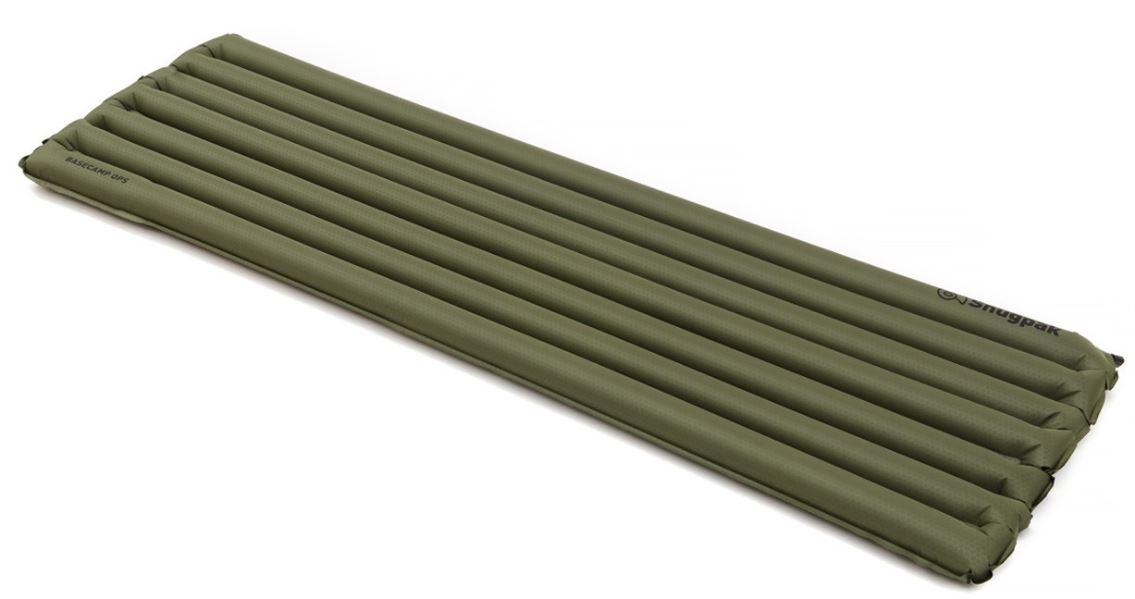 Snugpak - Air Mat Med Indbygget Fodpumpe Olivengrøn