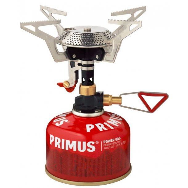 Primus - PowerTrail Regulated m. Piezo