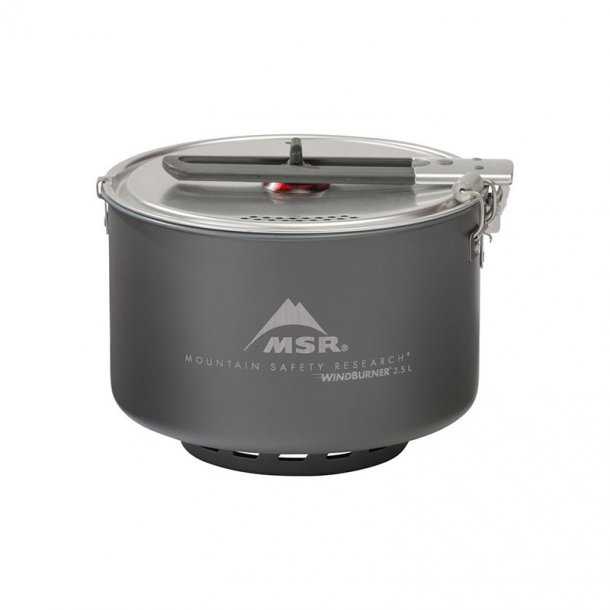 MSR - WindBurner Sauce Pot Sovsegryde 2,5L