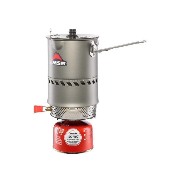 MSR - Reactor Stove System Gasbrænder (1L)