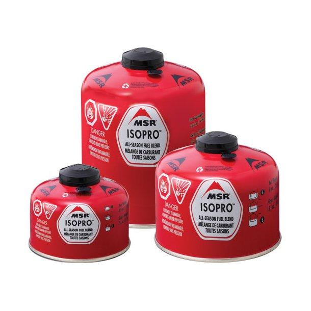 MSR - IsoPro Gas