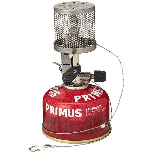 Primus - Micron Lanterne og Gasvarmer