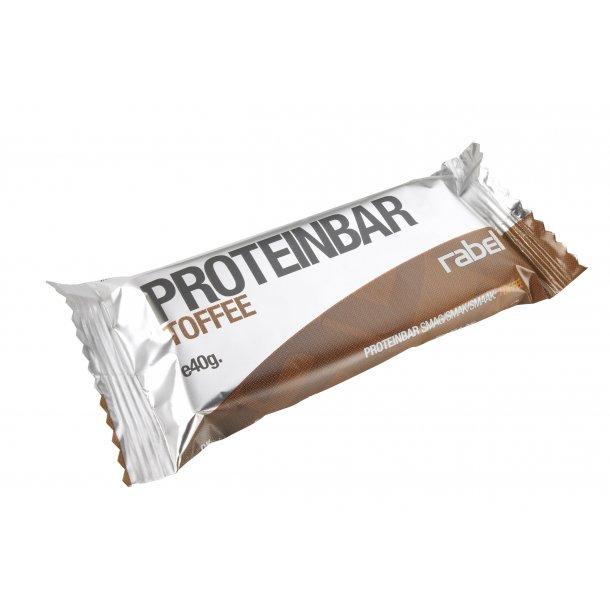 Rabel - Toffee Proteinbar (40 g)