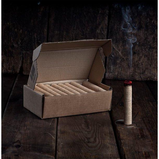 Smokepins - 27 stk Røgpinde inkl. Nitritsalt
