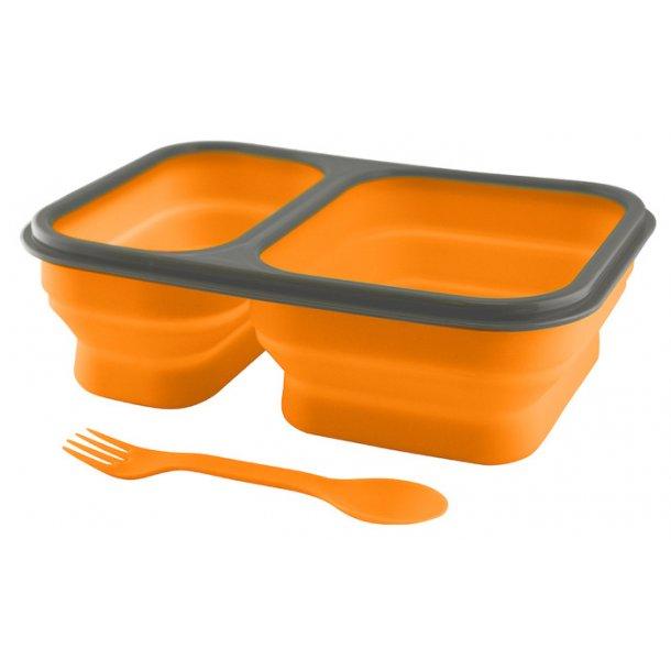 UST - FlexWare Orange Spisesæt