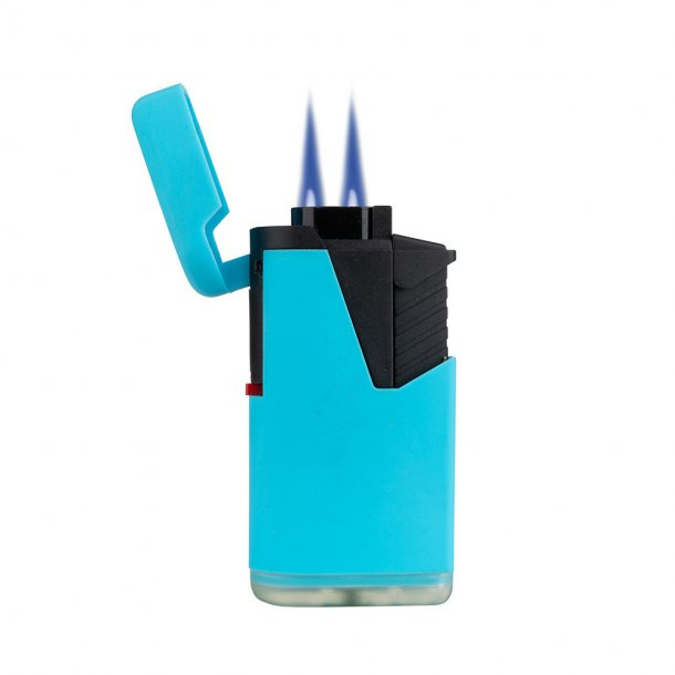 ZORR - Lux Lino Double Jet-flame Lighter