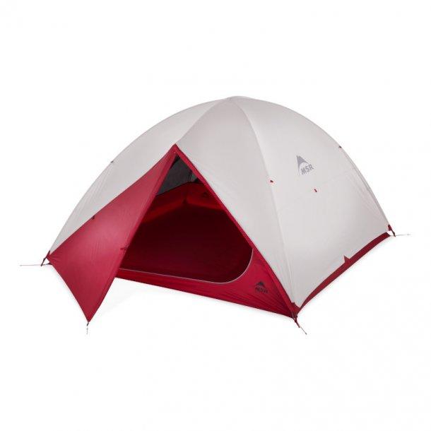 MSR - Zoic 4 Backpacking Telt