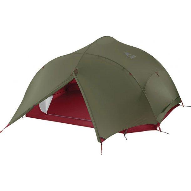 MSR - Papa Hubba NX 4-personers telt Grøn
