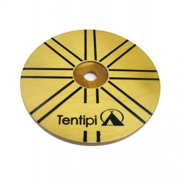 Tentipi - Træplade