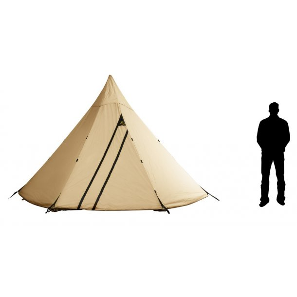 Tentipi - Onyx 5 CP 4-6 Personers Bomuldstelt