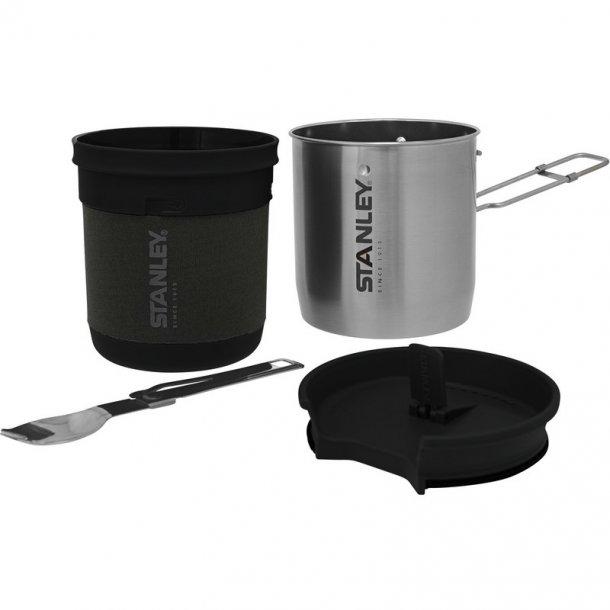Stanley - Adventure Bowl + Spork Kompakt Kogesæt 0,70L