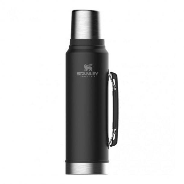 Stanley - Classic Vacuum Termoflaske (1L) m. firmalogo