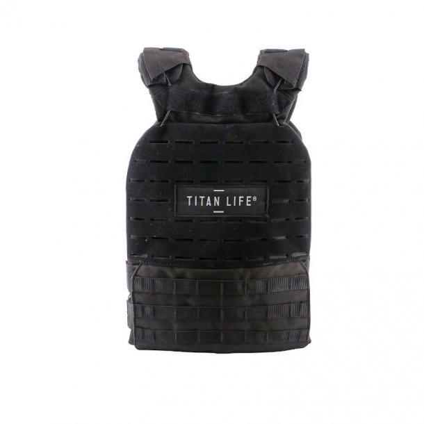 Titan Life - Tactical Træningsvest 14 kg