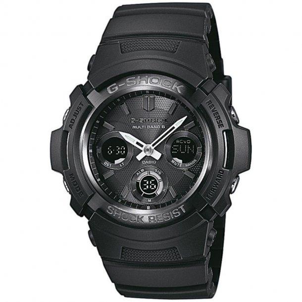 Casio - G-Shock AWG-M100B-1AER