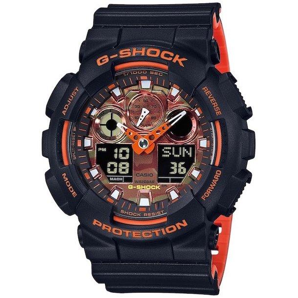 Casio - G-Shock GA-100BR-1AER