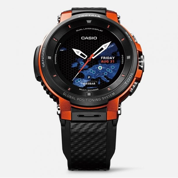 Casio - Pro Trek F30 Smart Watch