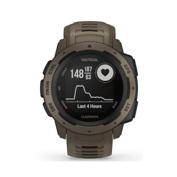 Garmin - Instinct Tactical Edition Ur