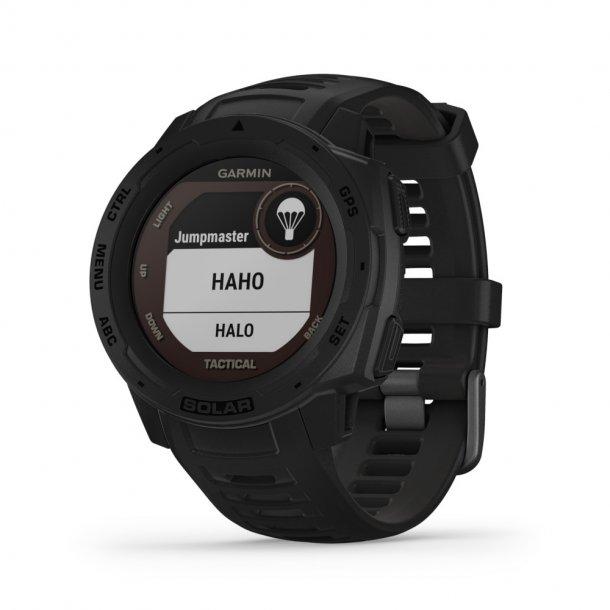 Garmin - Instinct Tactical Solar GPS Ur