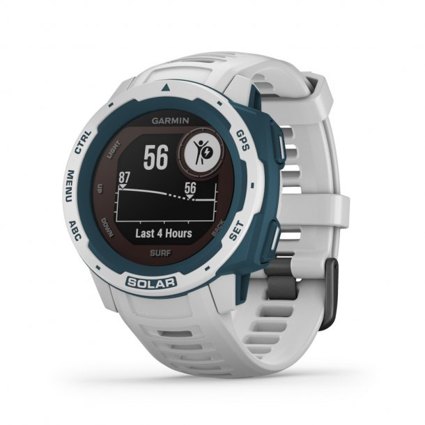 Garmin - Instinct Solar GPS Ur (Surf Edition)