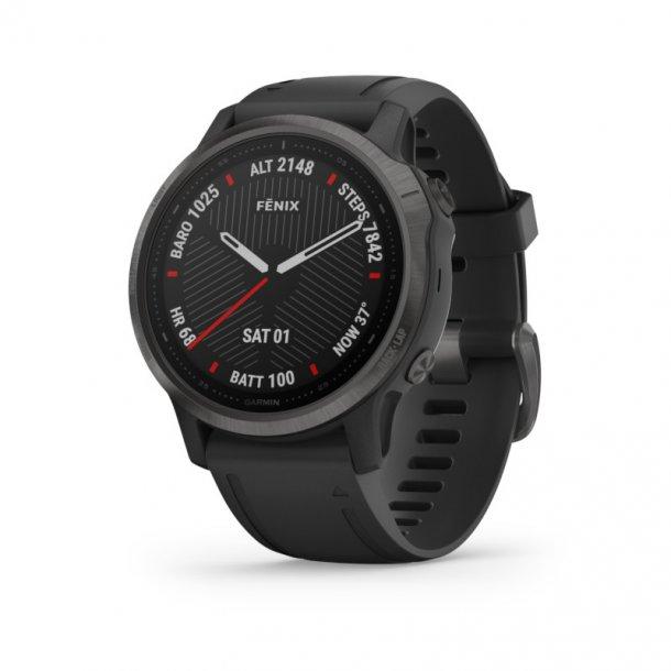 Garmin - Fenix 6S Sapphire Multisports GPS Ur