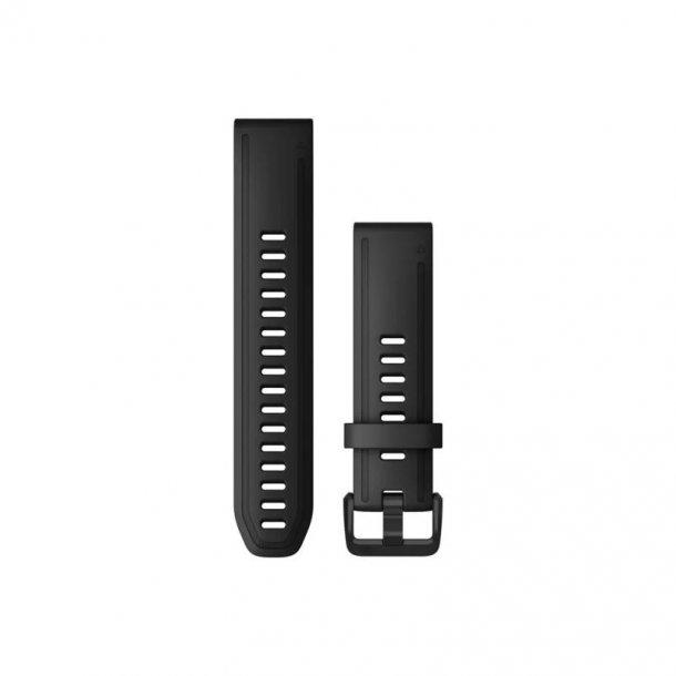 Garmin - QuickFit 20 Silikone Urrem