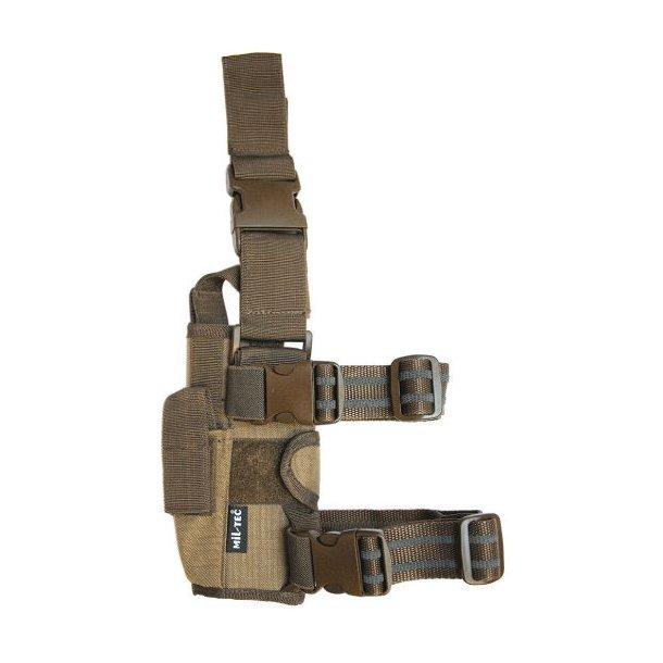 Mil-Tec - Taktisk Pistol Lårhylster