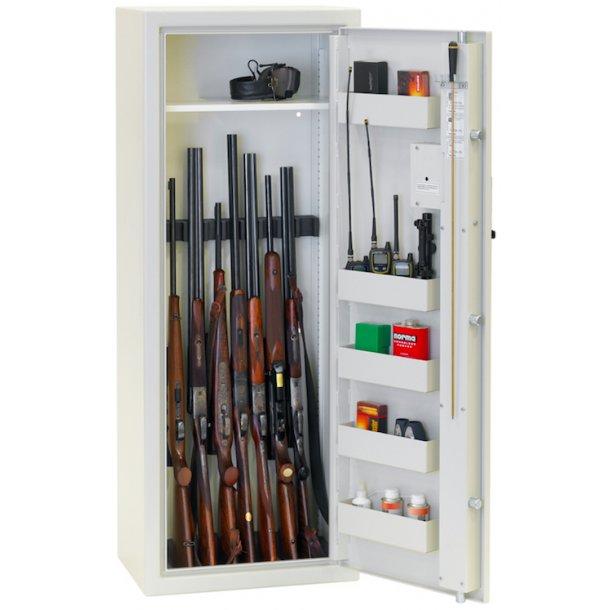 ProfSafe - S1500/150 Våbenskab med Kodelås