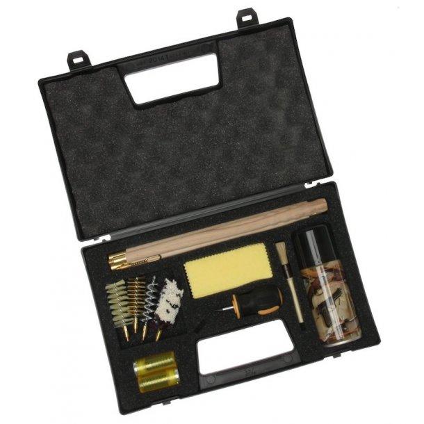 Guntex - Luksusrensesæt kal. 12 i plastboks