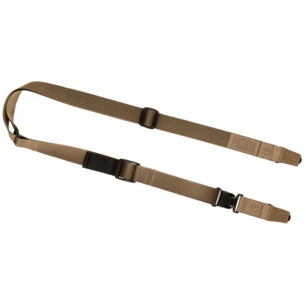 Claw Gear - QA To-Punkts Rem m. Quickrelease