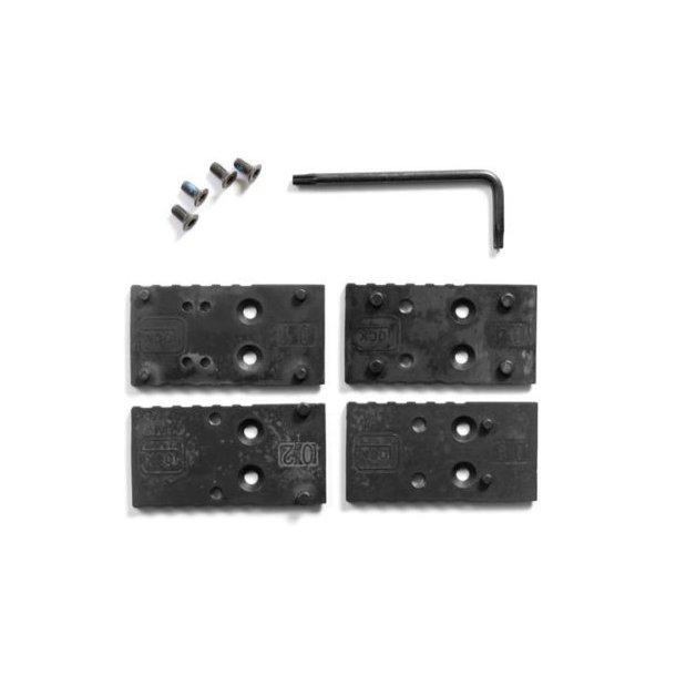 Glock - MOS Adapter Sæt